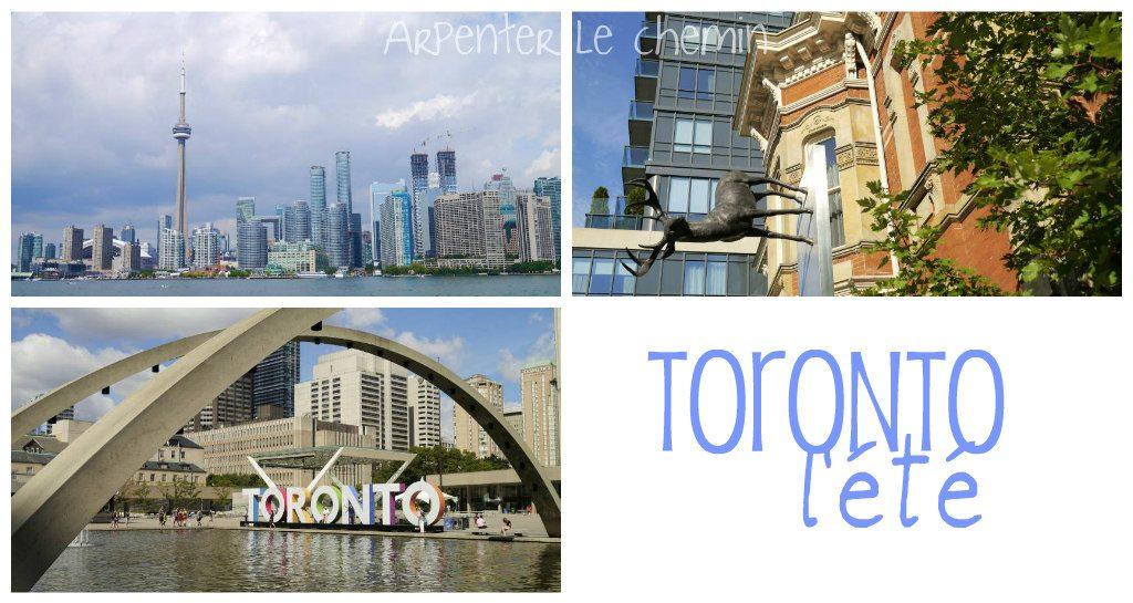 Toronto l'été