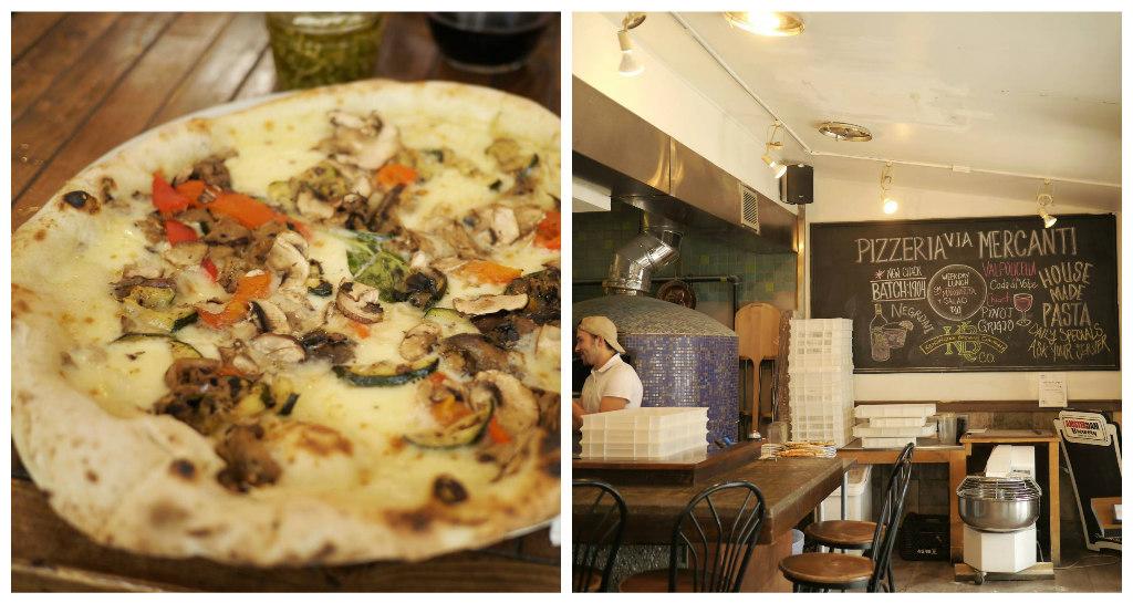 Via Mercanti pizzeria