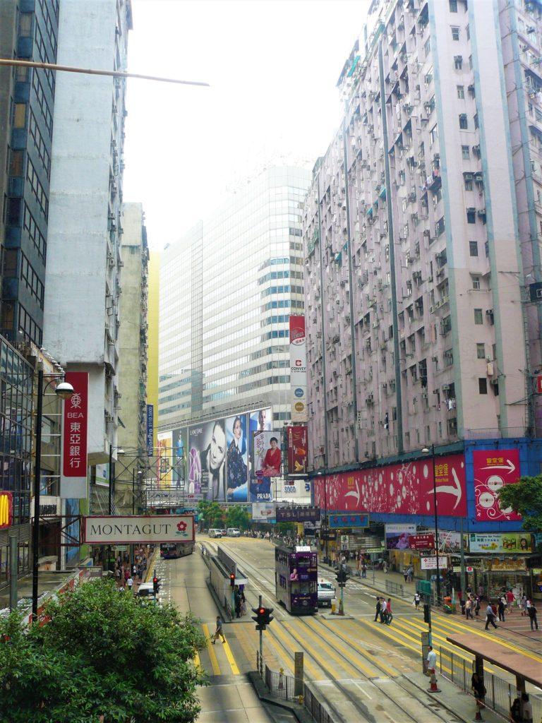 Central Hong Kong Asie visiter