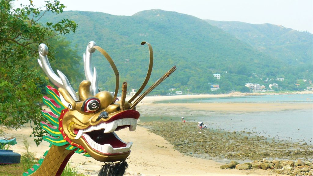 Lantau tour ile blog voyage arpenter le chemin