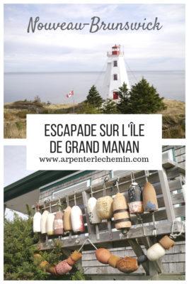 grand manan baie fundy nouveau-brunswick acadie canada blog voyage road-trip arpenter le chemin