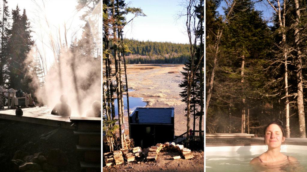 spa chance harbour blog voyage fundy nouveau-brunswick sauna