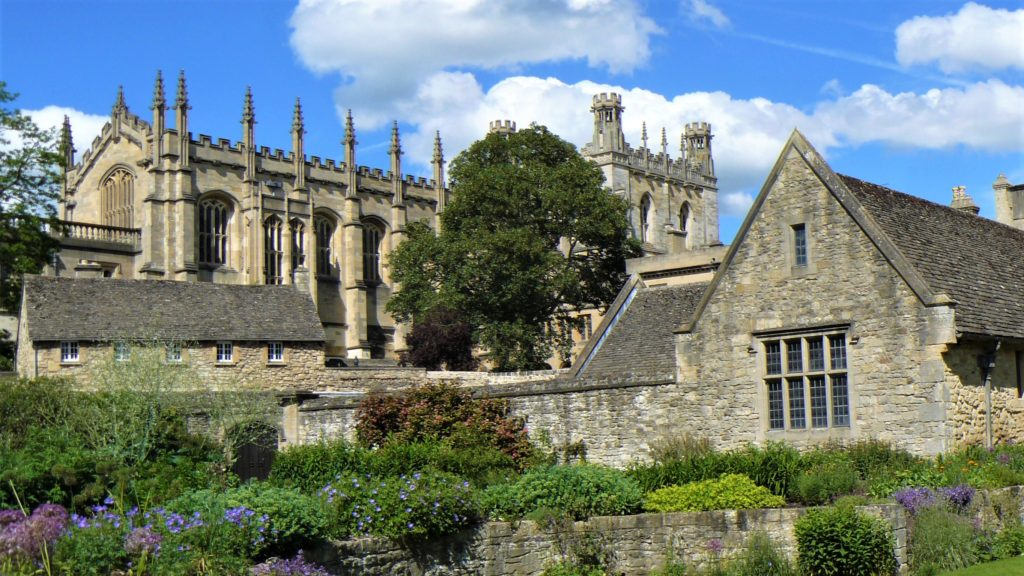 oxford christ church college harry potter blog voyage arpenter le chemin angleterre