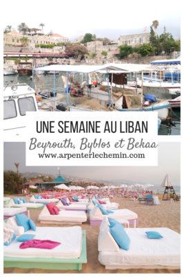 voyage liban byblos beyrouth bekaa blog voyage road-trip arpenter le chemin