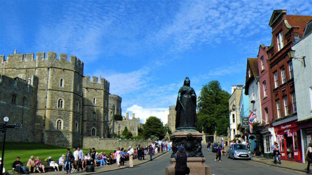 windsor palais reine uk angleterre blog voyage arpenter le chemin