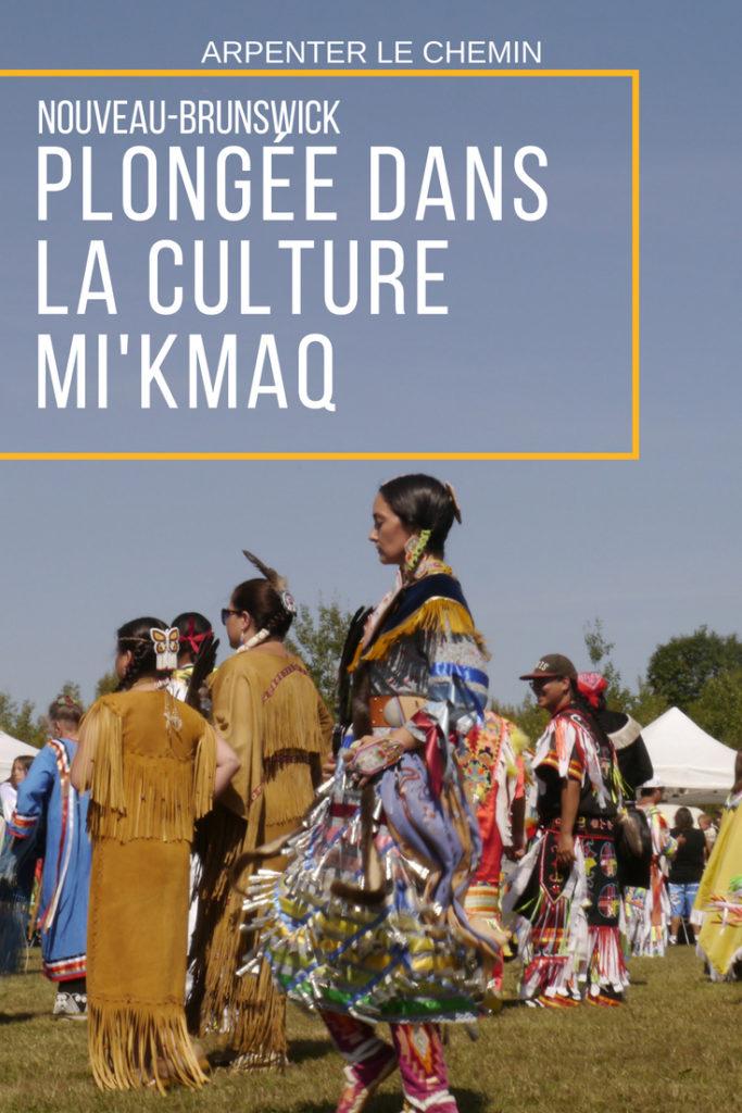 micmacs autochtones canada nouveau-brunswick miramichi blog voyage arpenter le chemin