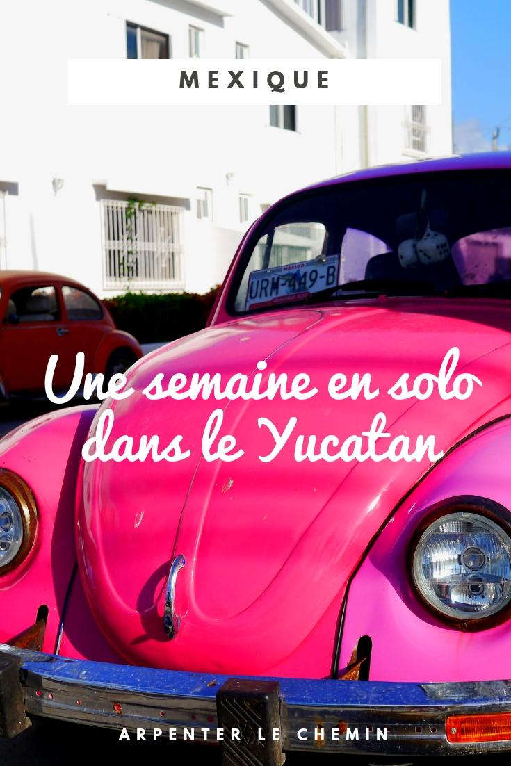 itineraire mexique solo au feminin yucatan cancun chichen itza voyage blog solo au feminin arpenter le chemin