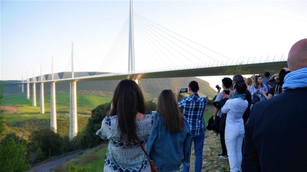 Salon des blogueurs de voyage Millau Aveyron Arpenter le chemin