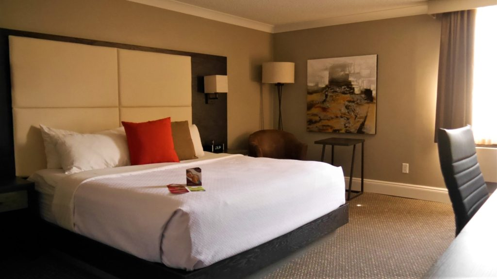Fredericton hotel crowne plaza