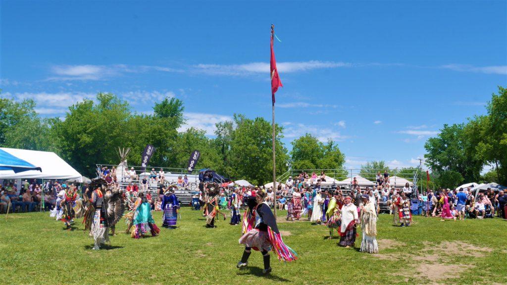 Fredericton powwow été