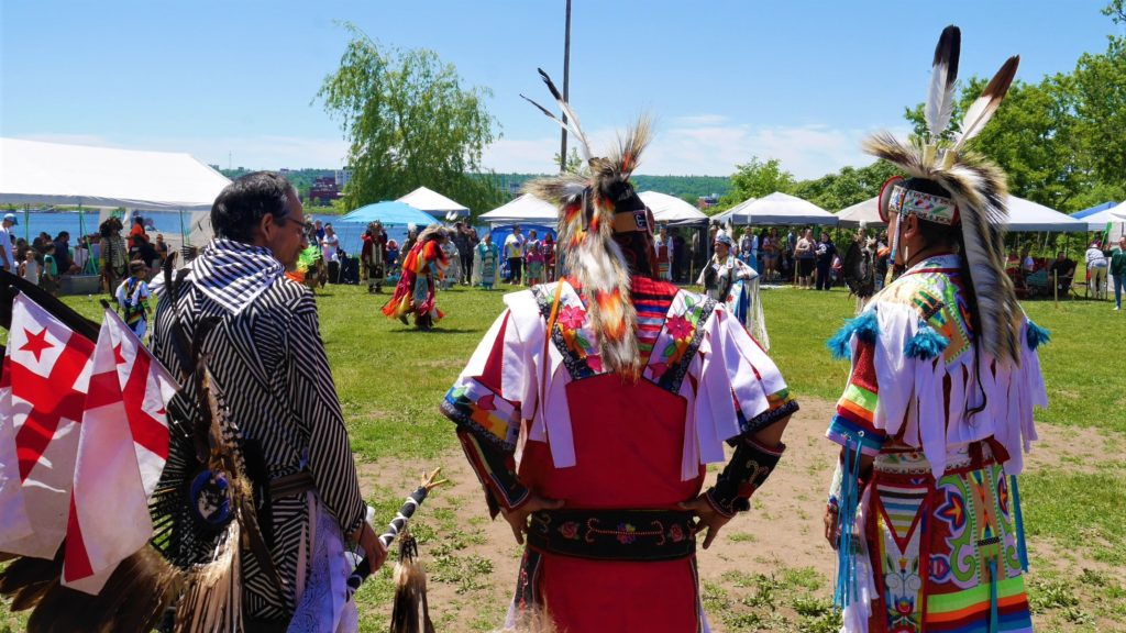 Fredericton premiere nation powwow