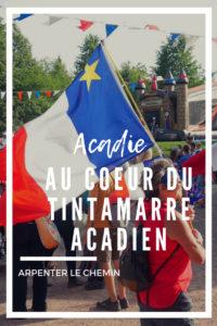 tintamarre acadien 15 aout acadie canada nouveau-brunswick blog voyage