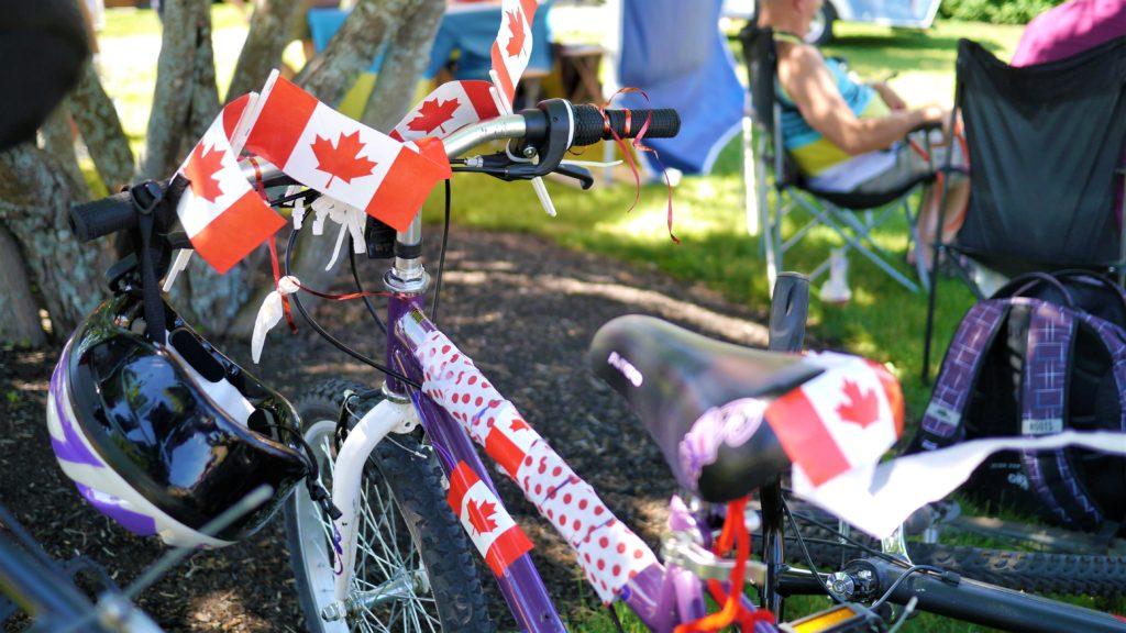Fete Canada Day 151 NOuveau-Brunswick blog voyage