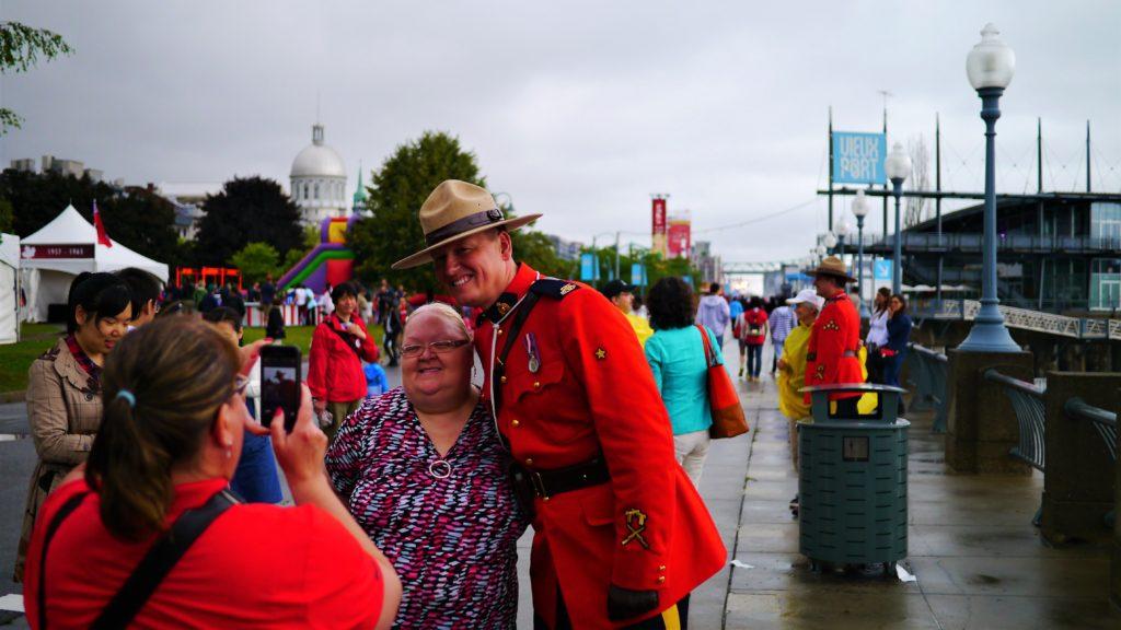 Fete Canada Montreal 1er juillet