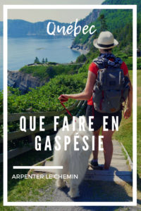 quebec gaspesie road-trip blog voyage arpenter le chemin