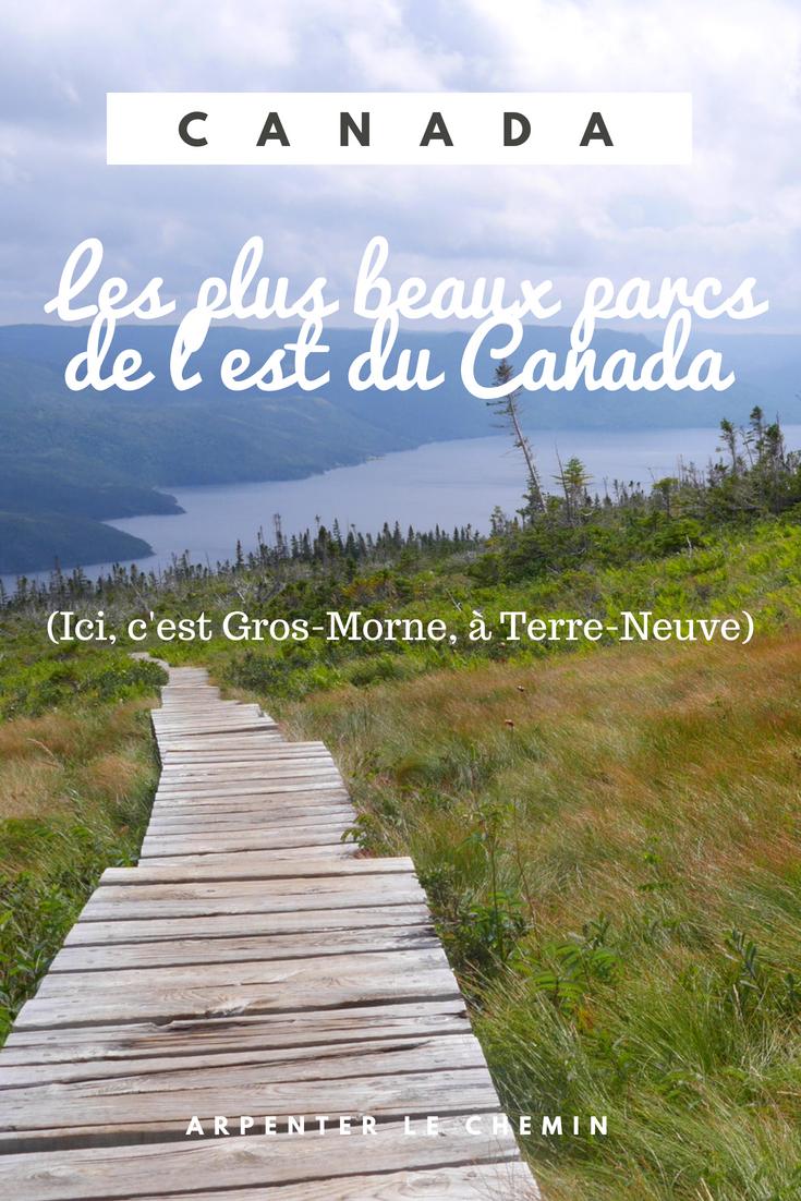 parcs nationaux canada road-trip terre-neuve gros-morne arpenter le chemin blog voyage