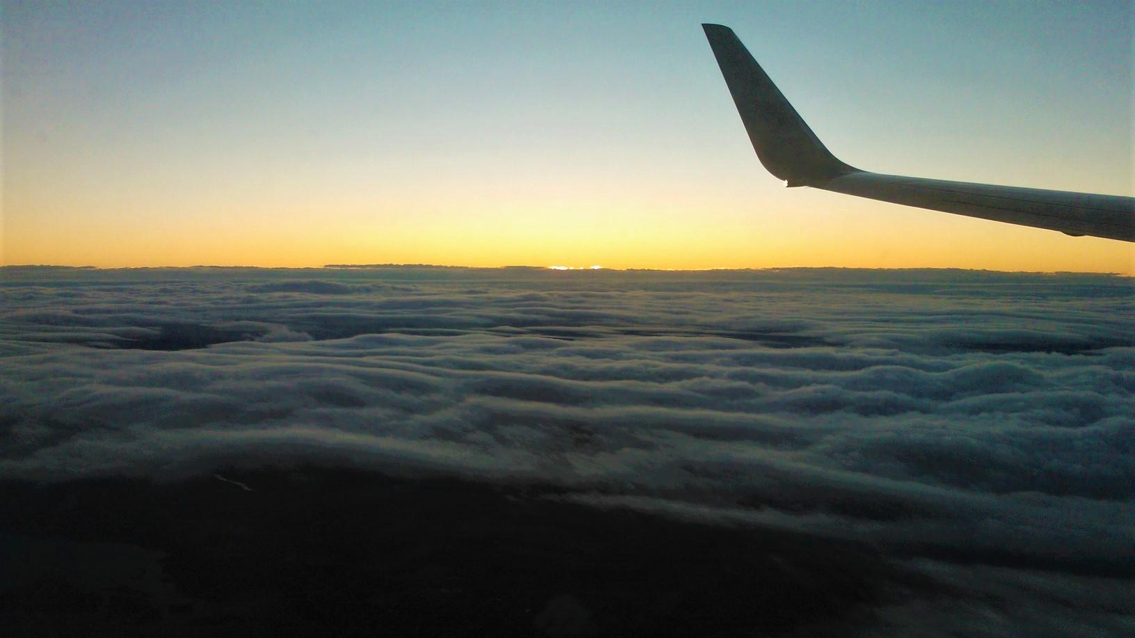 avion voyage blog arpenter le chemin