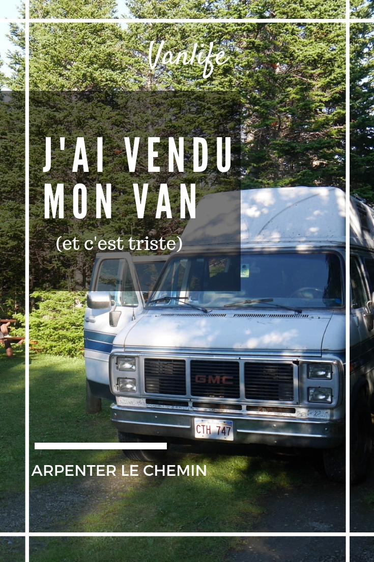vendre son van canada kijiji pvt blog voyage road-trip arpenter le chemin