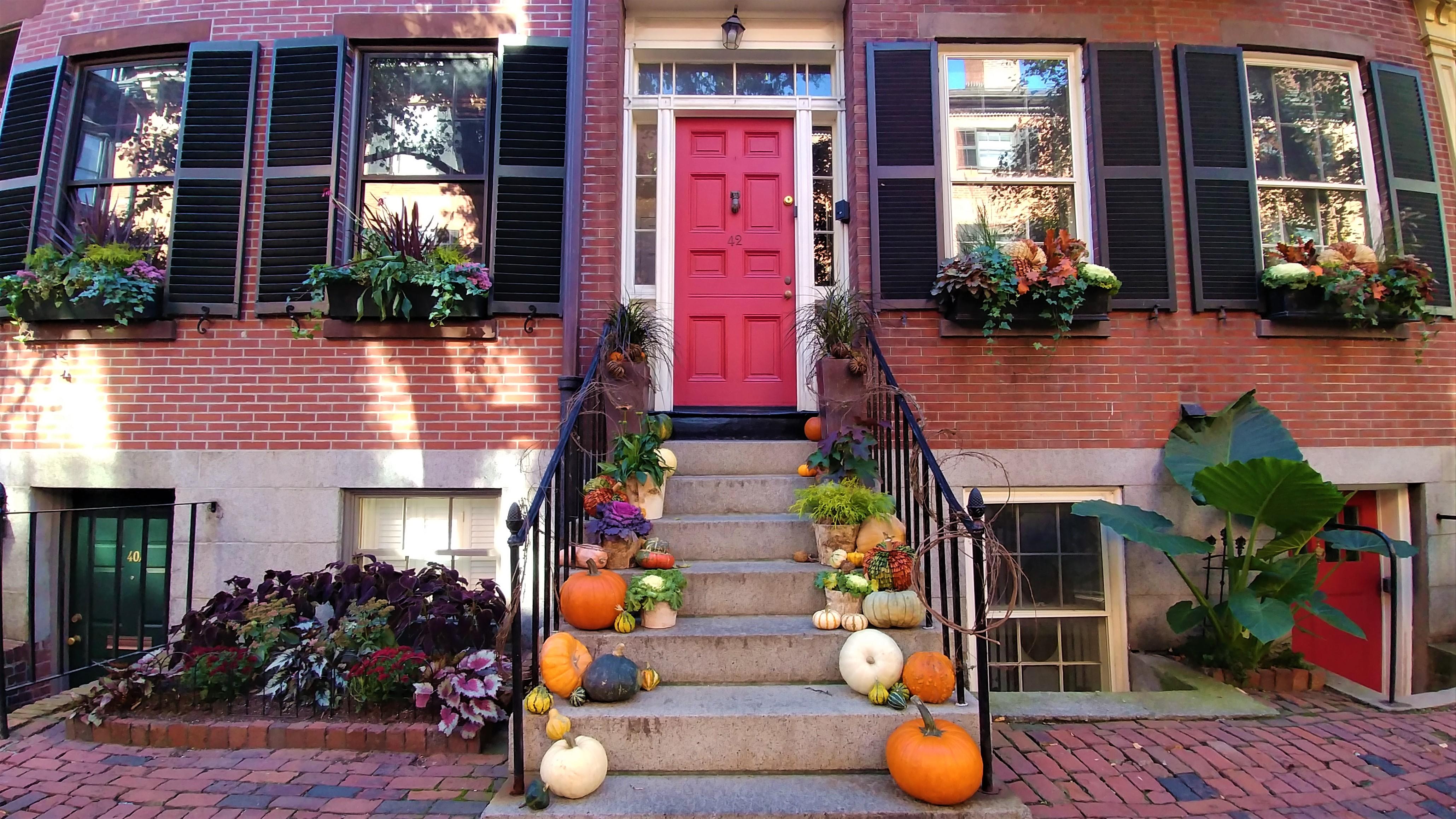 beacon hill boston road-trip usa blog voyage automne arpenter le chemin