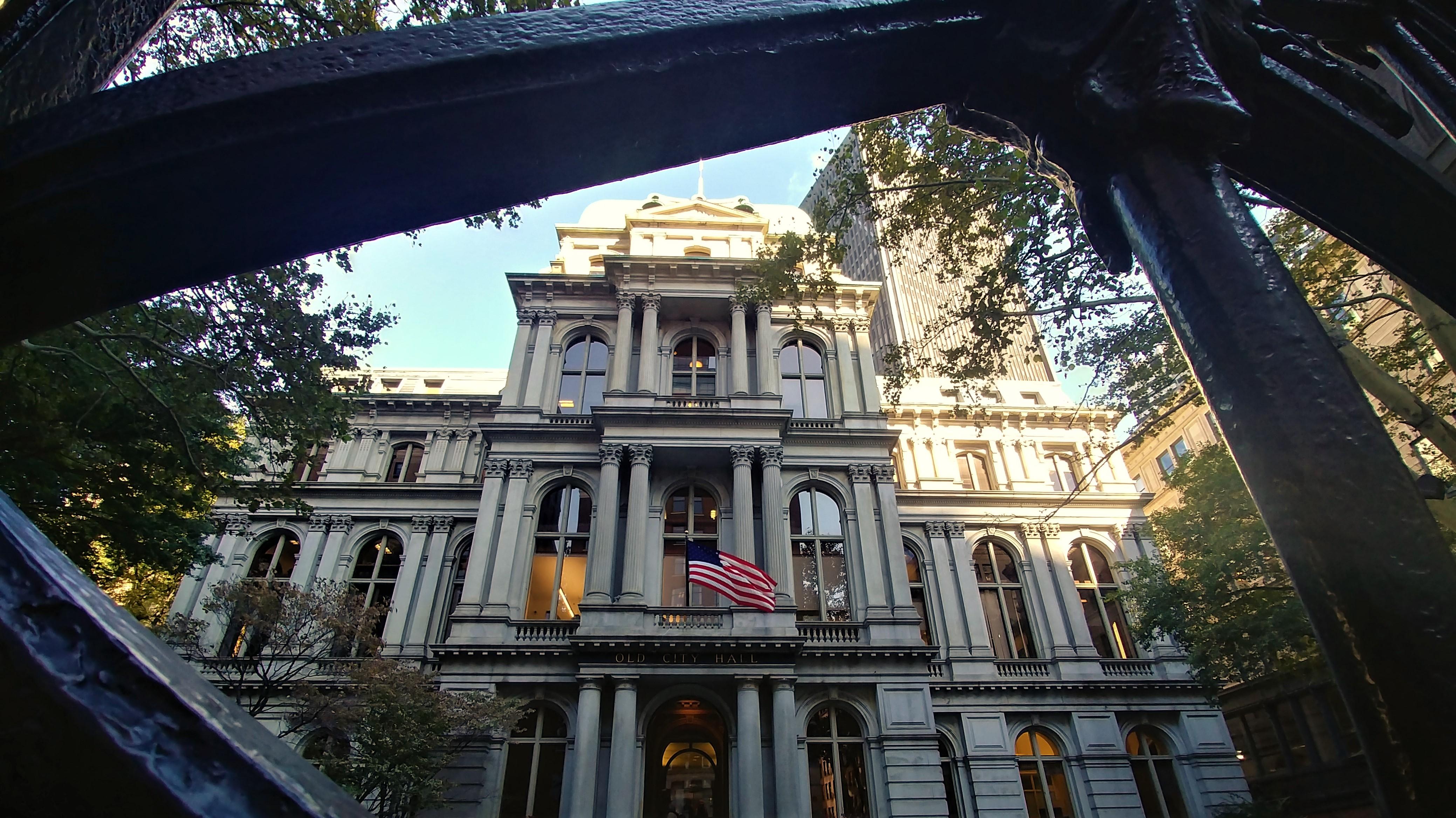 boston old city hall usa road-trip blog voyage