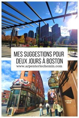 idees activites itineraire boston usa etats-unis voyage arpenter le chemin