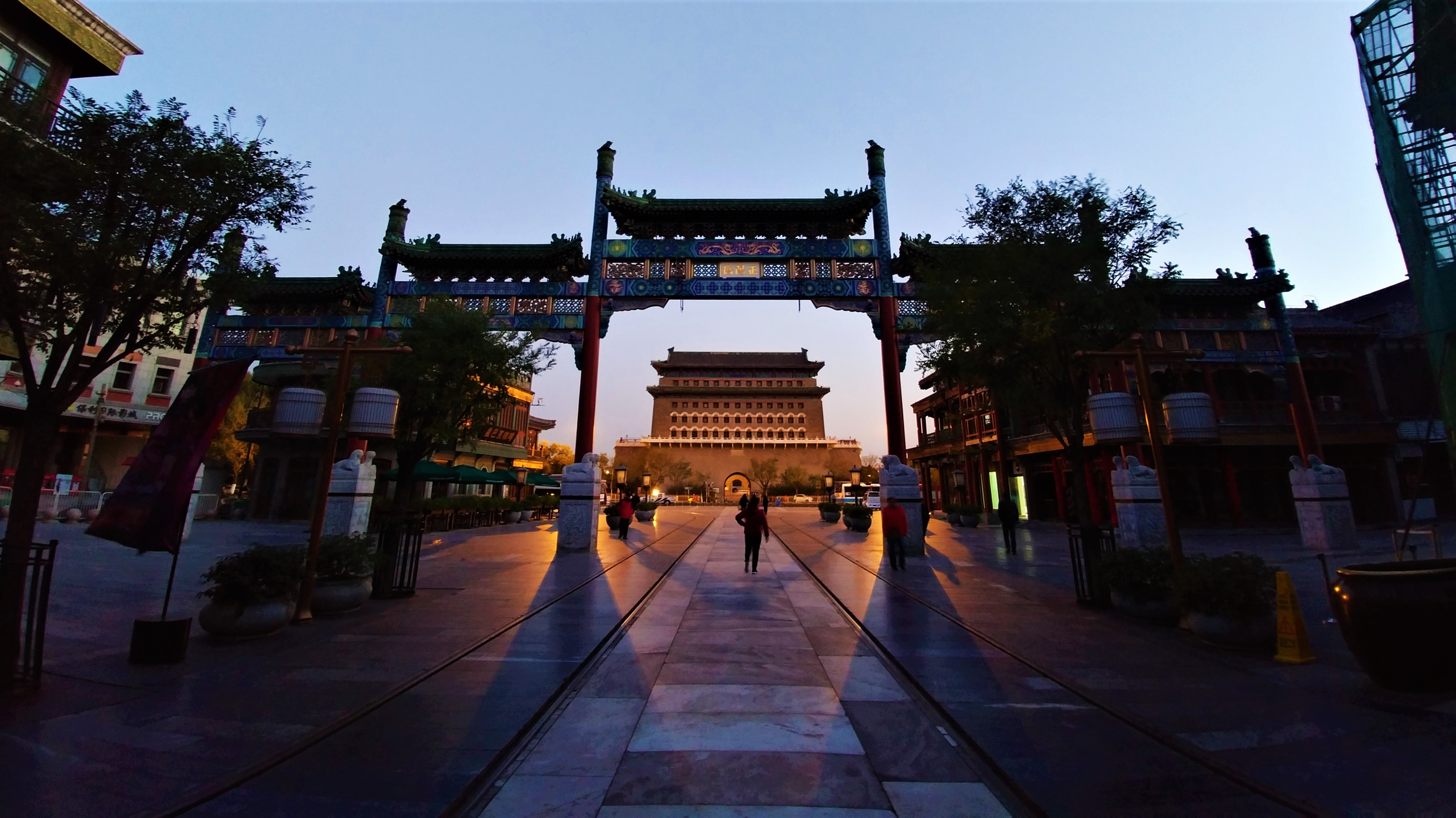 place tian an men pekin chine voyage
