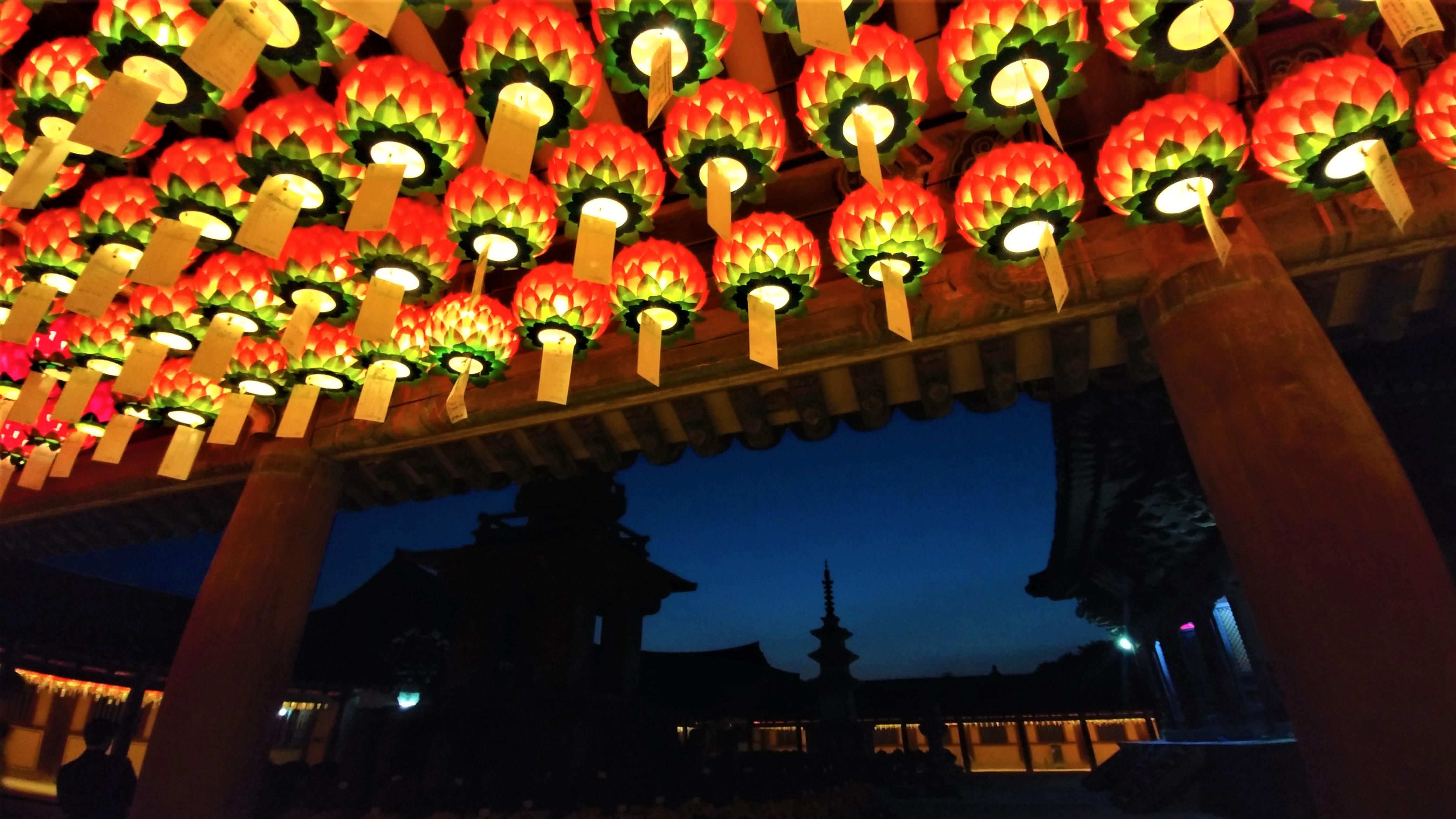 bulguksa templestay moines bouddhistes gyeongju coree du sud blog voyage arpenter le chemin
