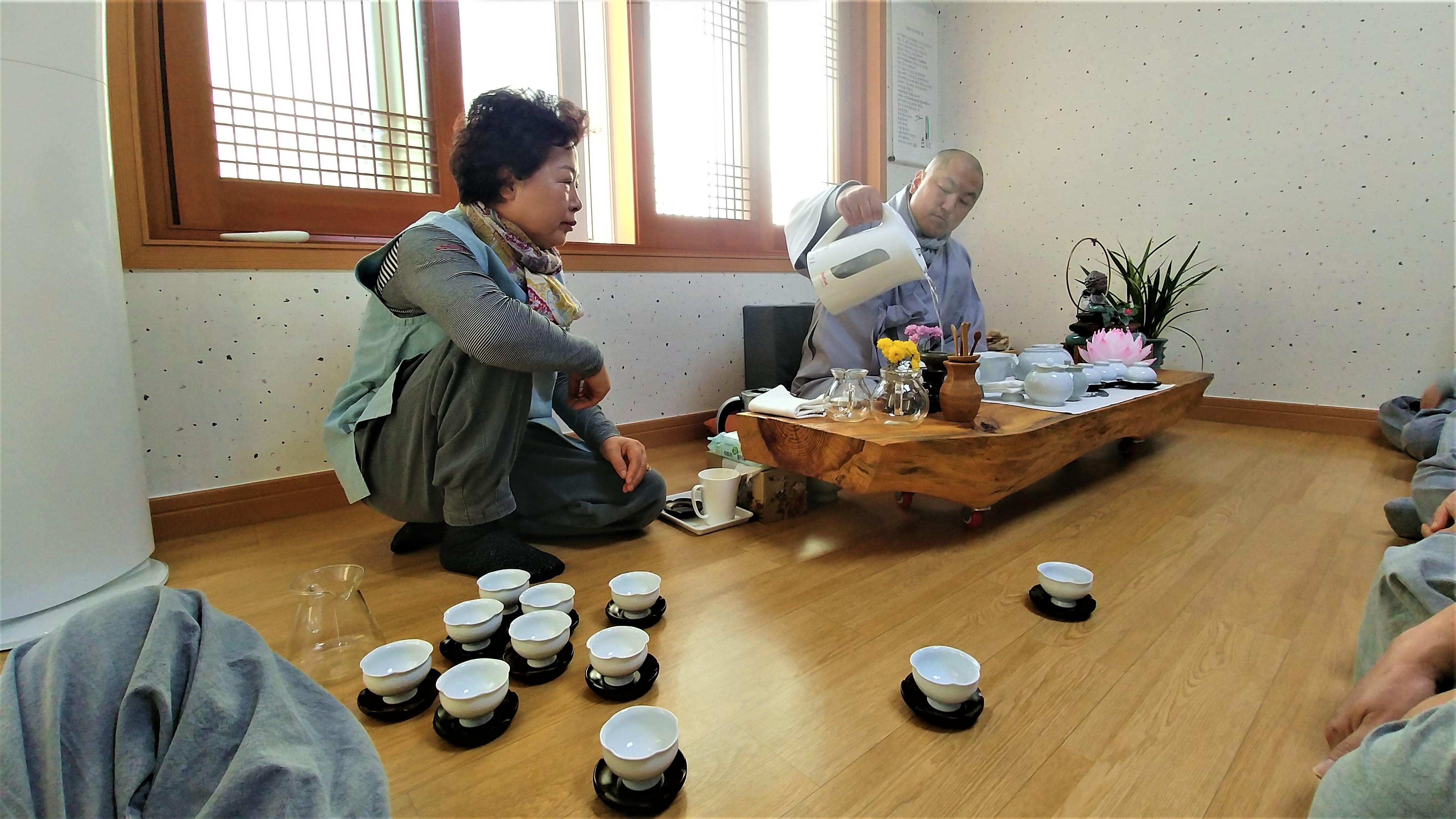 bulguksa templestay unesco moine blog voyage arpenter le chemin asie coree du sud