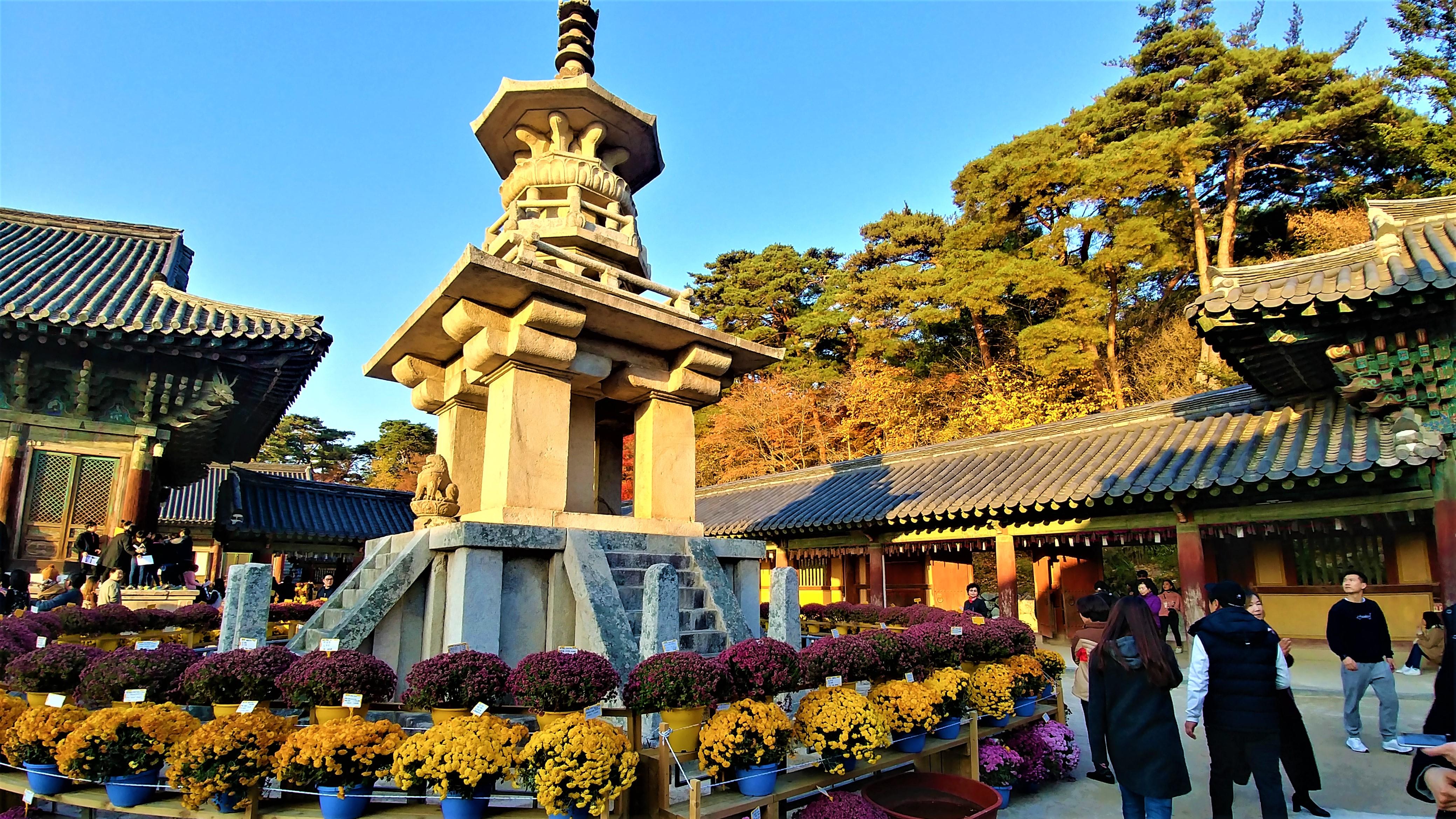 bulguksa unesco silla bouddhisme templestay blog voyage arpenter le chemin