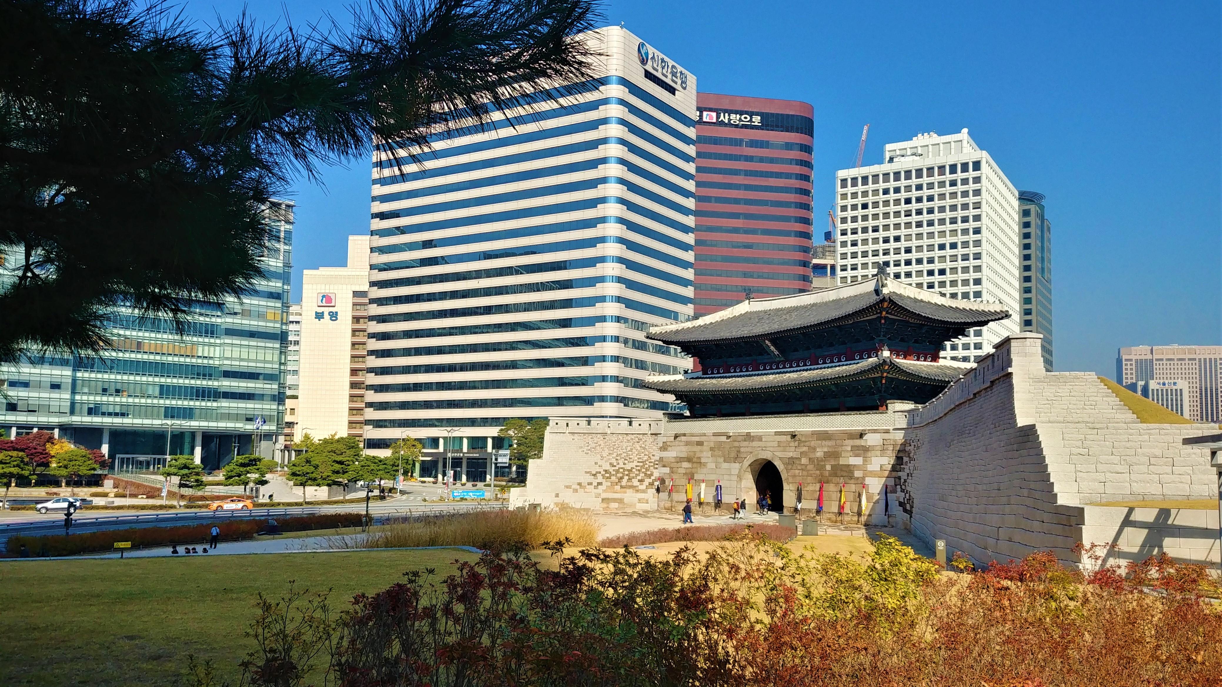 seoul namdaemun sungnyemun que voir coree blog voyage arpenter le chemin