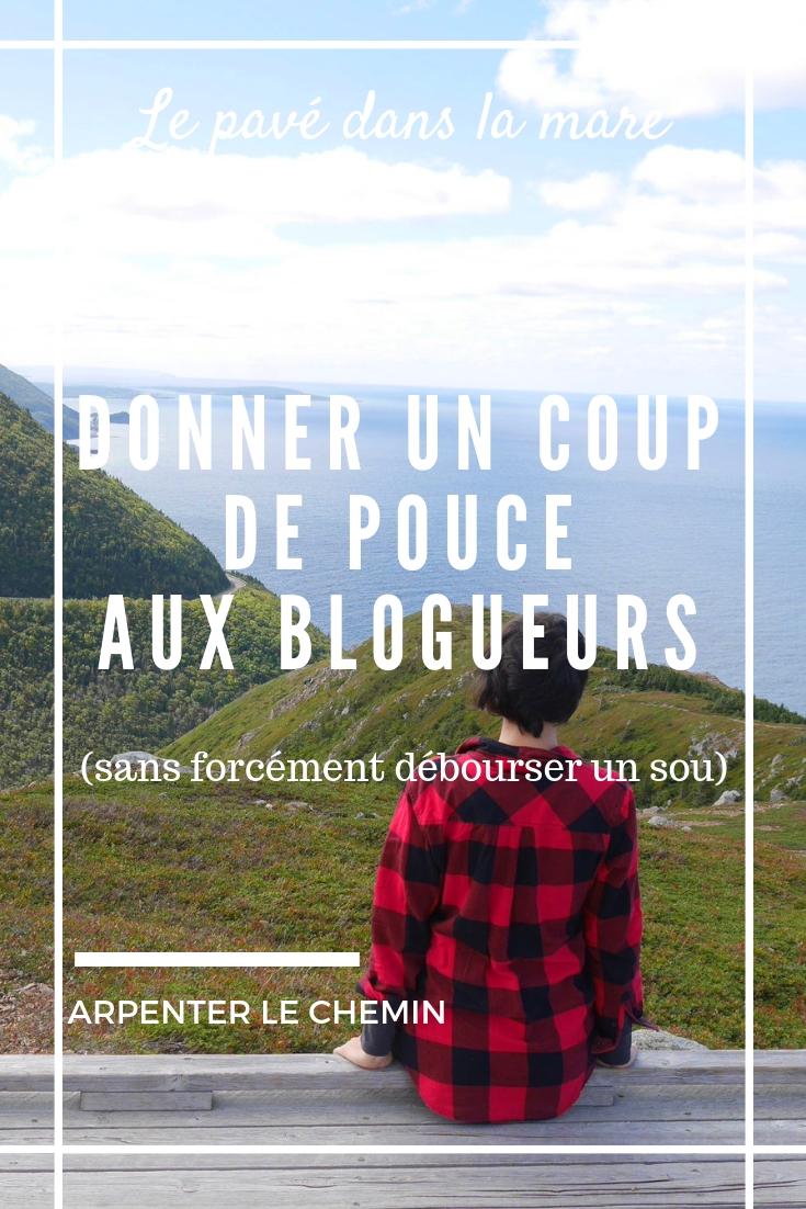 soutenir blogueurs blog voyage arpenter le chemin