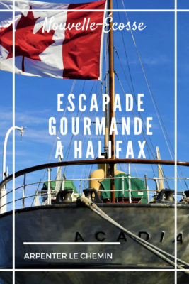 halifax gourmand foodie nouvelle-ecosse homard road-trip canada arpenter le chemin