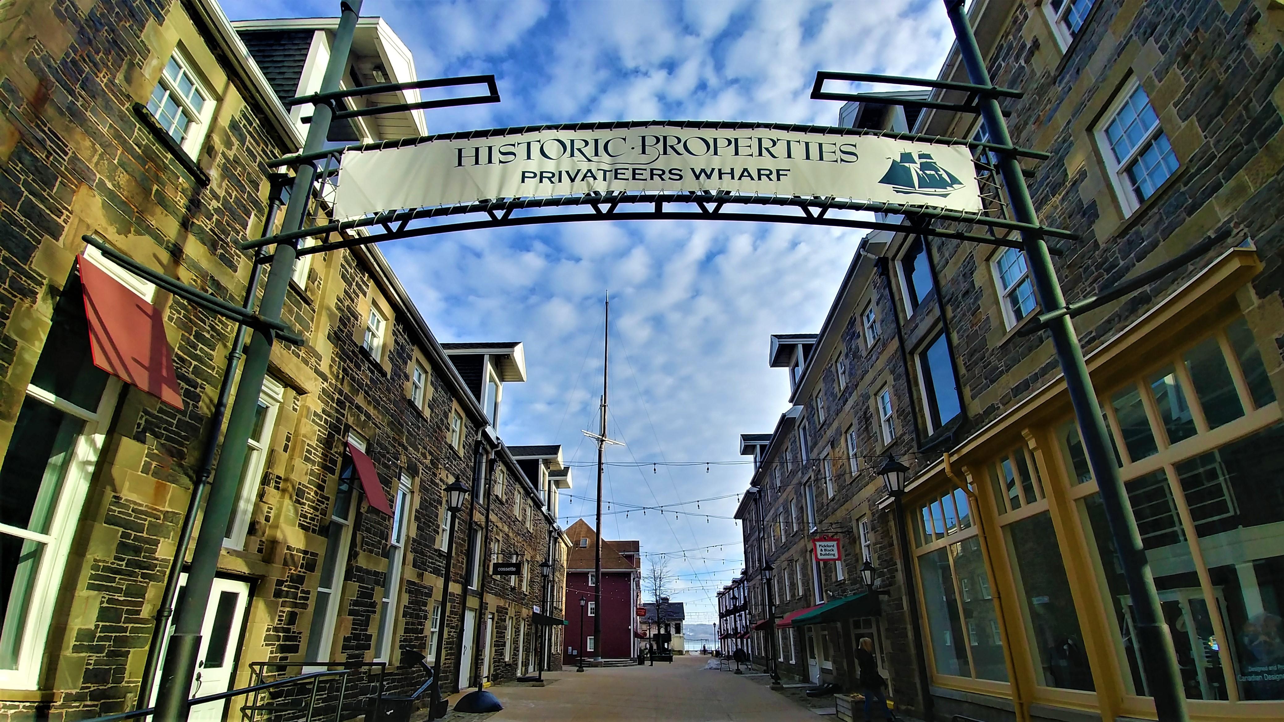 halifax historic properties harbourfront que voir voyage nouvelle-ecosse blog voyage canada