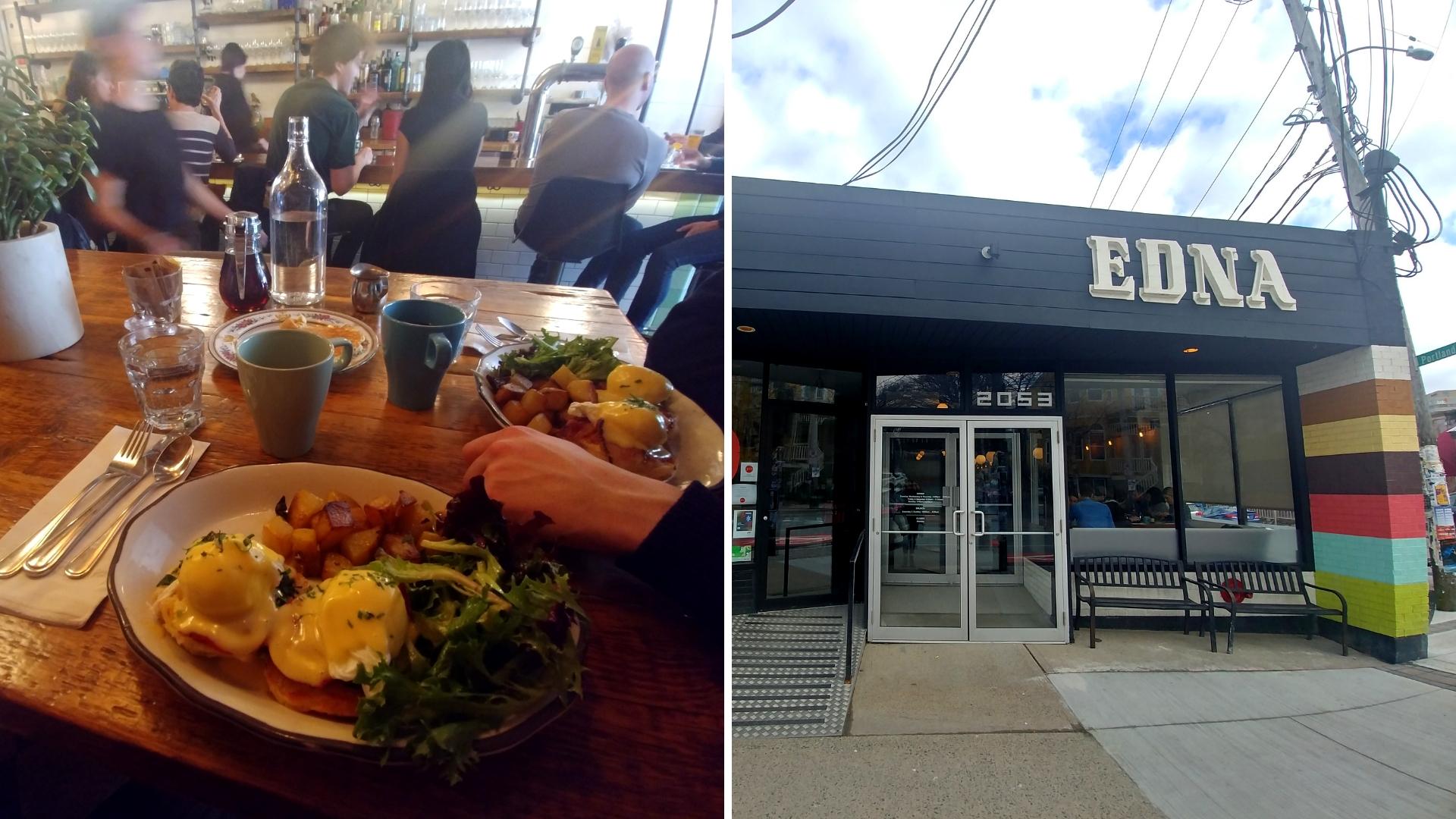 halifax ou manger edna brunch nouvelle-ecosse escapade road-trip blog voyage canada arpenter le chemin