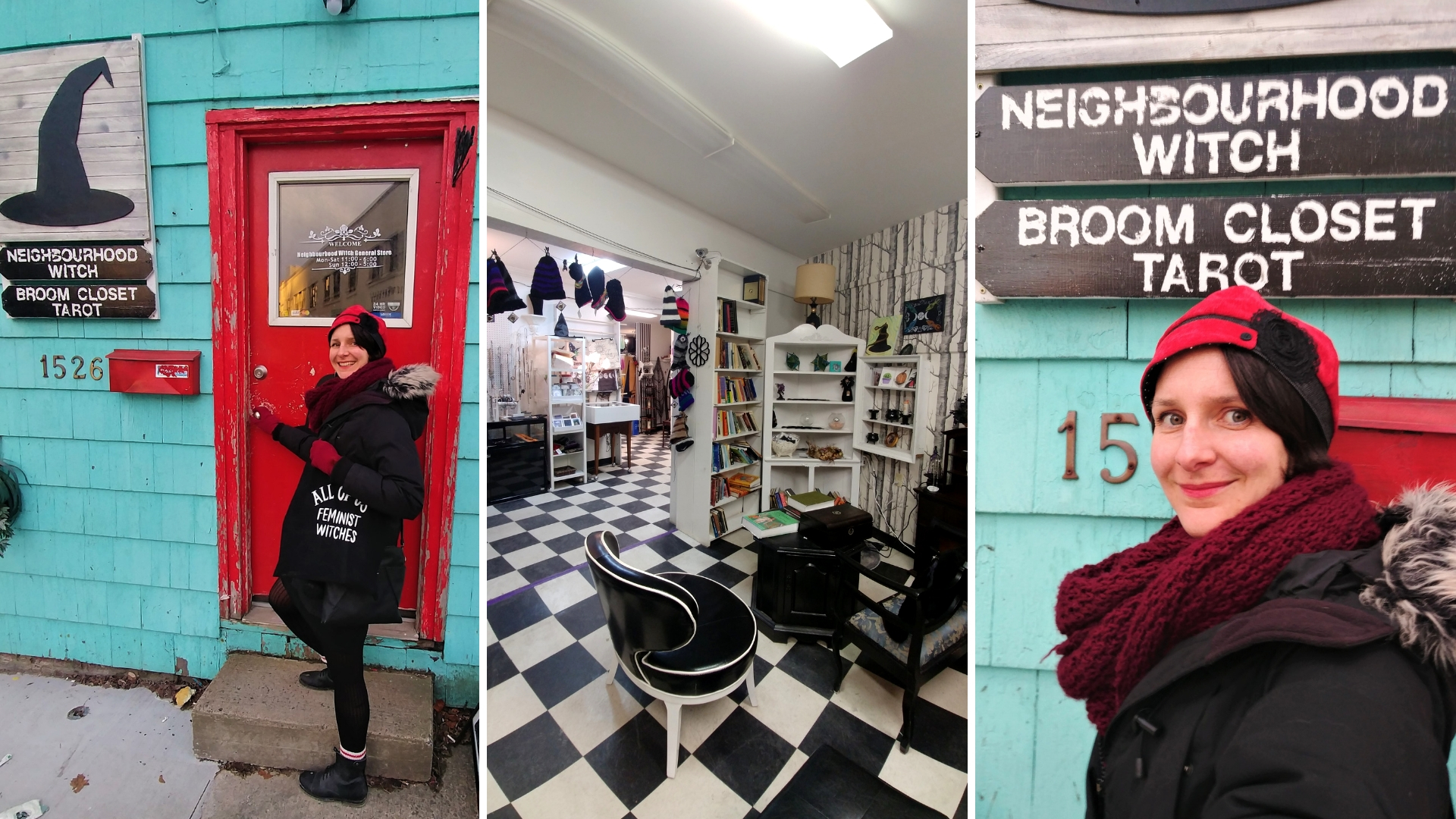 halifax shopping magasinage neighbourhod witch prince garden street queen street nouvelle-ecosse escapade road-trip blog voyage canada arpenter le chemin