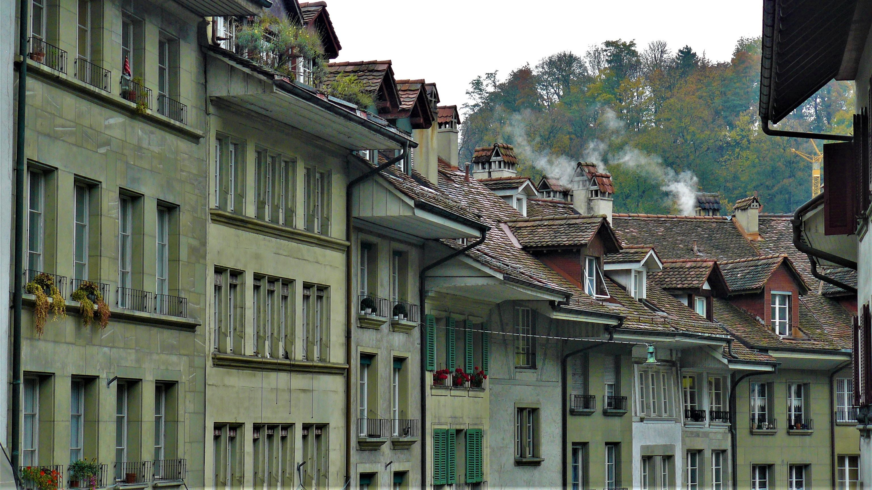 Berne comment acceder ou dormir escapade suisse