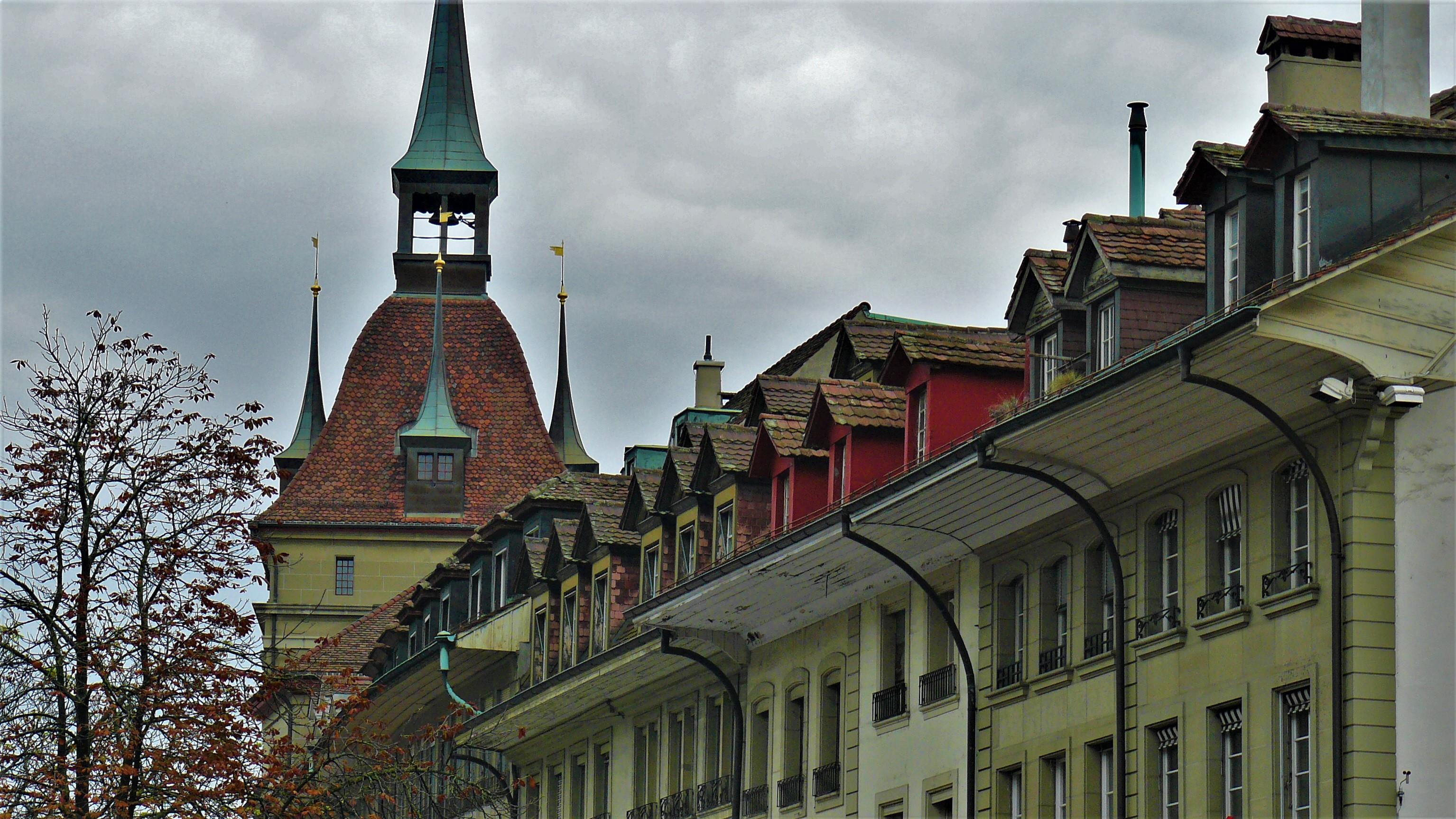Berne vieille ville que voir itineraire blog voyage suisse