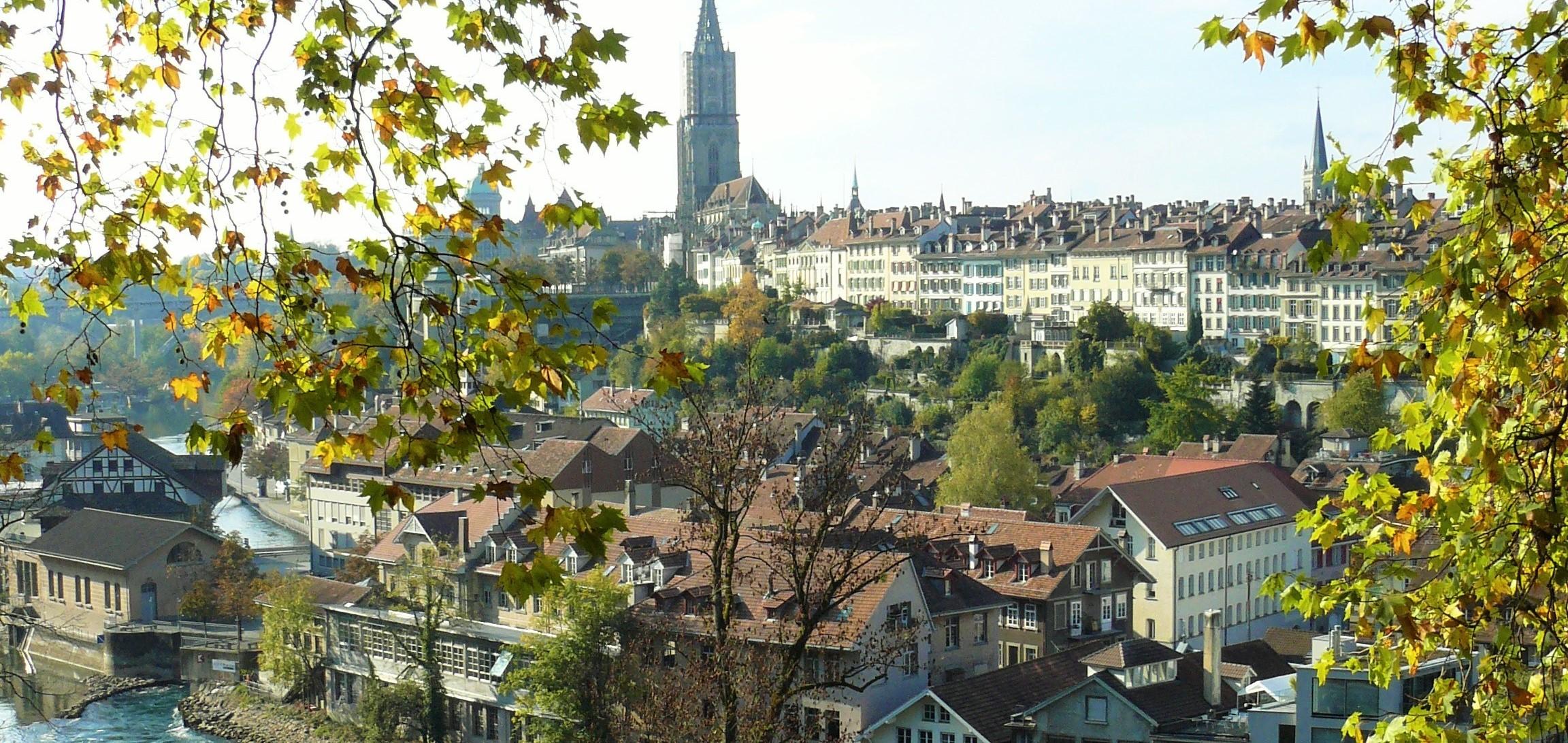 Visiter berne que voir que faire escapade blog voyage suisse arpenter le chemin
