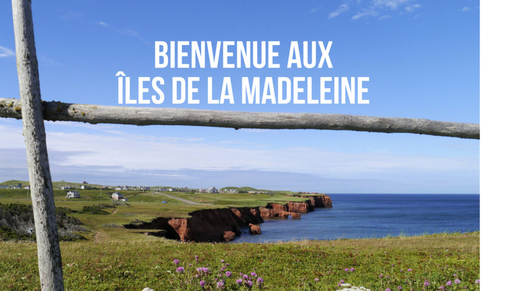 iles madeleine canada quebec blog voyage