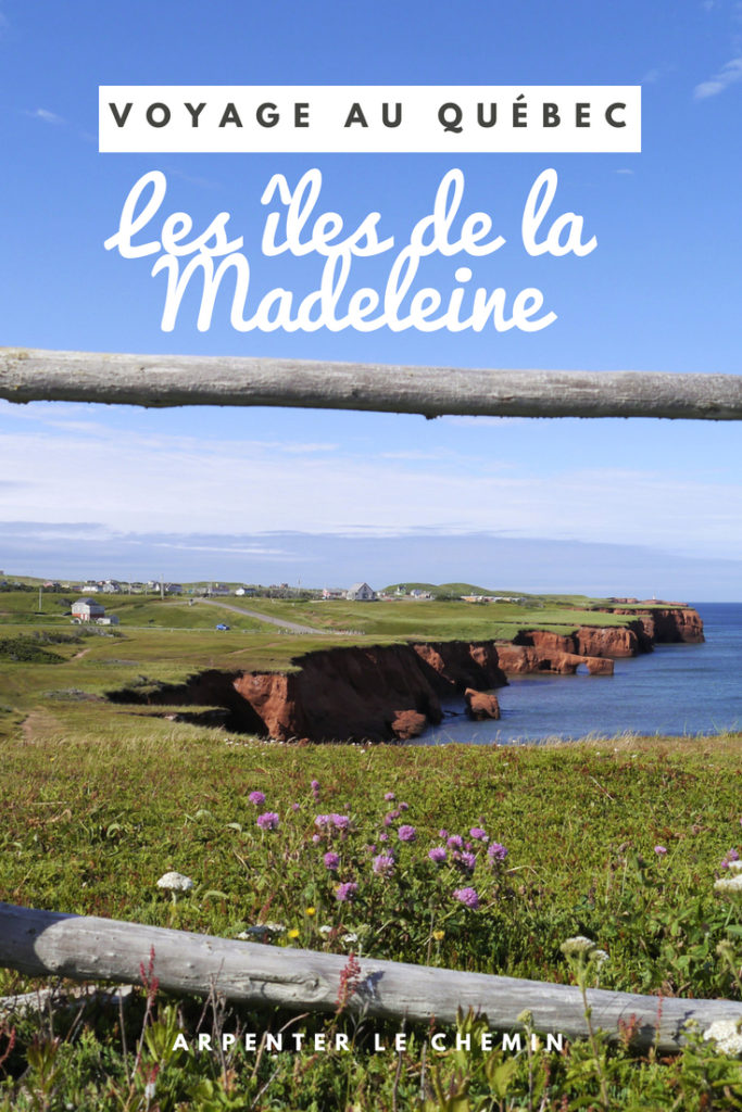 iles madeleine quebec canada voyage blog arpenter le chemin