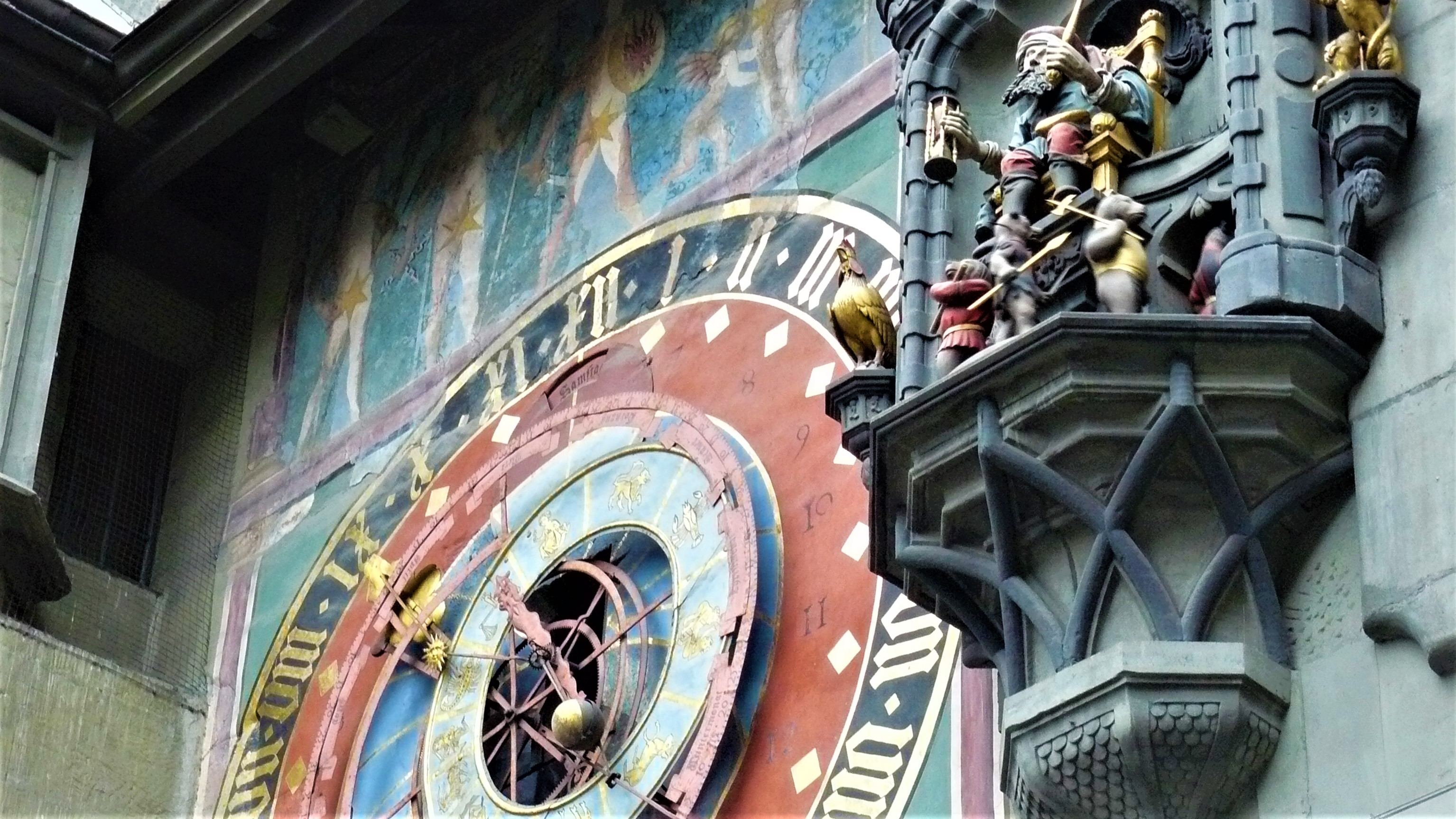 visiter berne horloge vieille ville blog voyage suisse romande arpenter le chemin