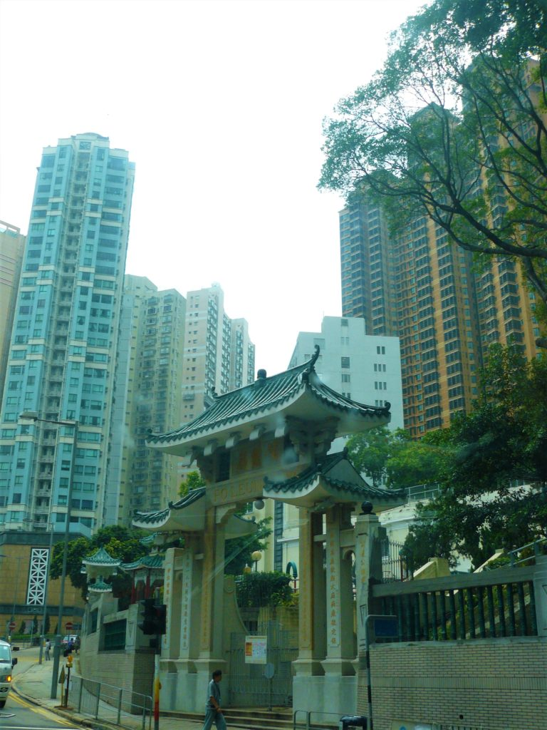 Hong Kong visite