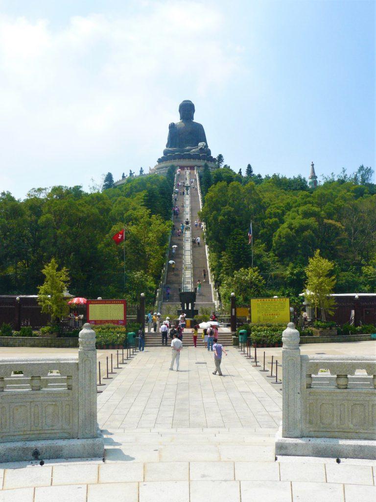 Lantau grand bouddha blog voyage