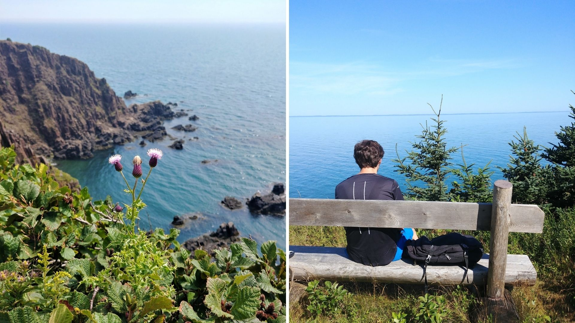 Red Trail Grand Manan - Hay Point