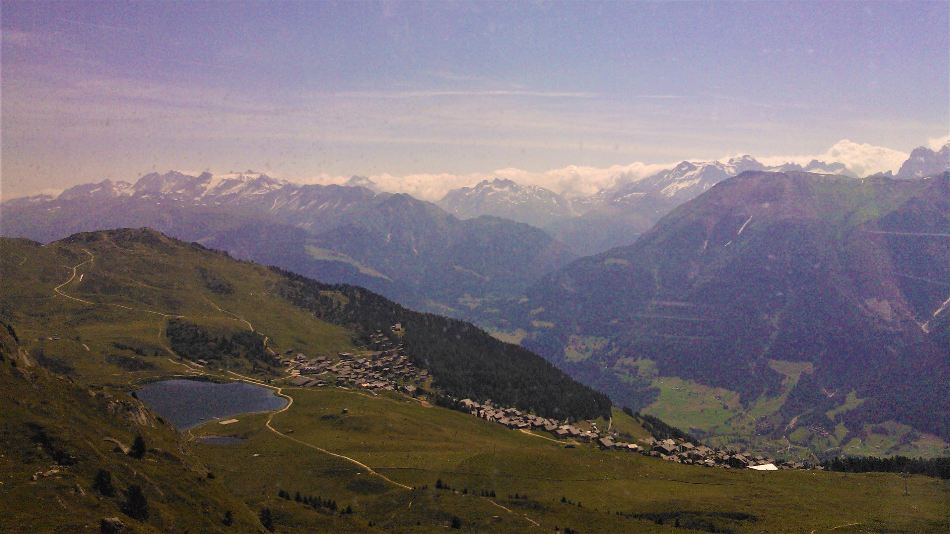 suisse alpes montagnes que voir ou aller canton valais glacier aletsch blog voyage arpenter le chemin