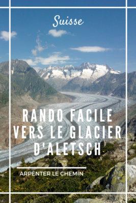 suisse valais randonnee glacier aletsch blog voyage arpenter le chemin