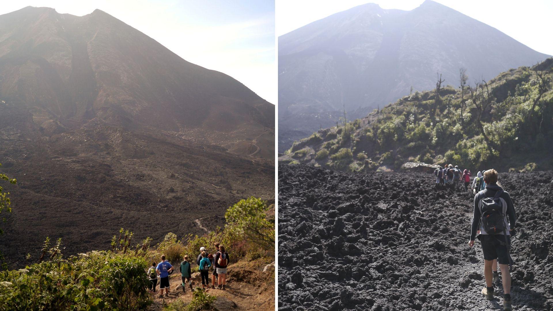 Guatemala ascension volcan Pacaya infos pratiques