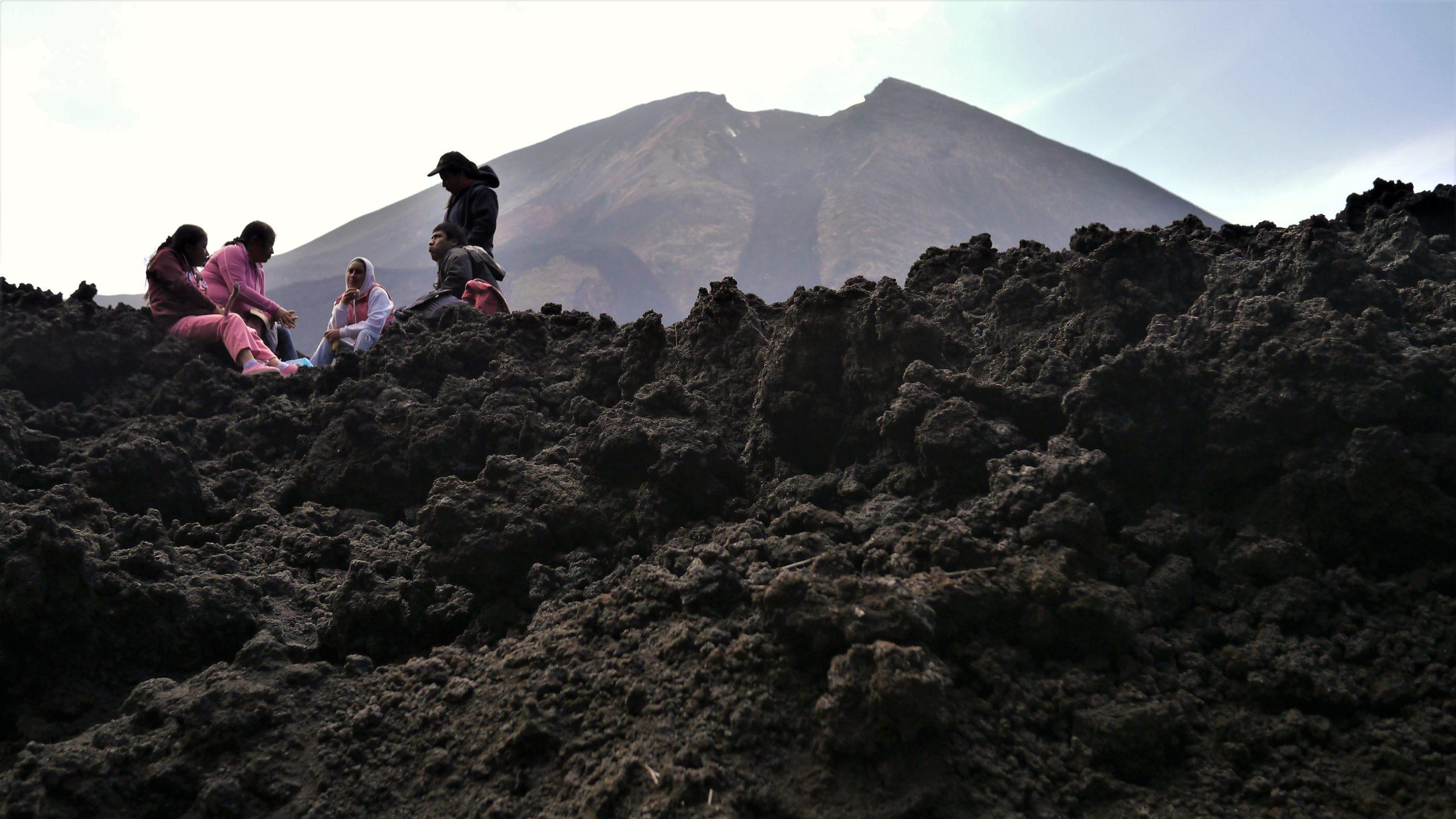 Guatemala faire ascension volcan Pacaya quelle agence choisir blog voyage