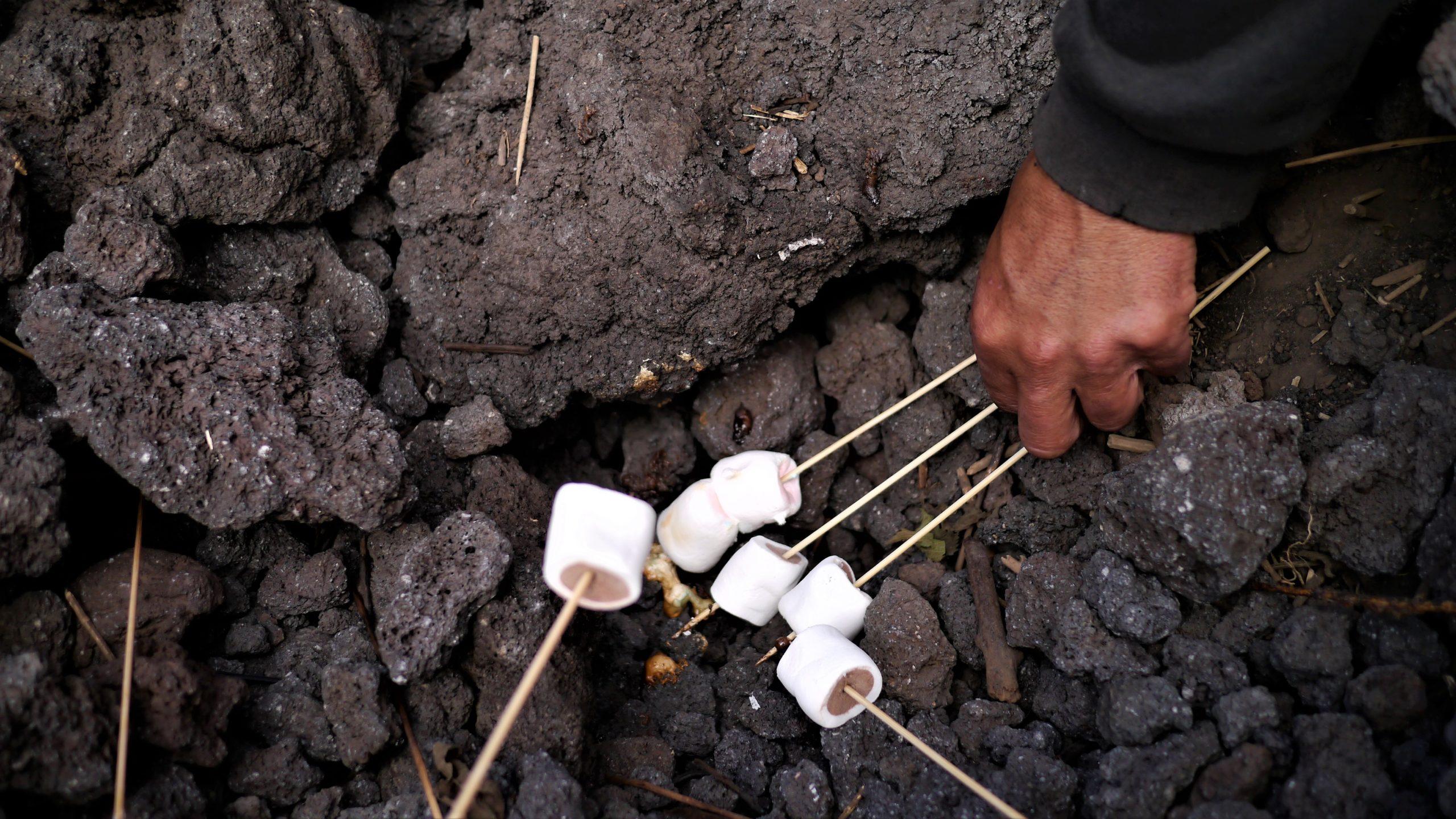 Guatemala randonnée volcan Pacaya infos pratiques