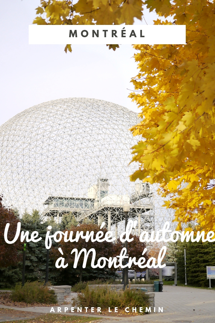 montreal automne itineraire blog voyage canada arpenter le chemin